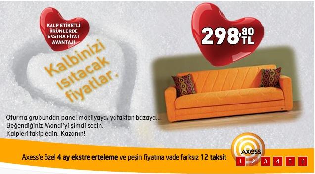 mondi mobilya fiyatları modelleri indirimleri kampanyaları
