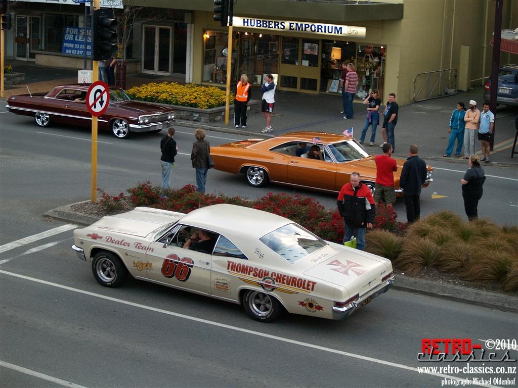 Race Inspired 1966 Chevrolet