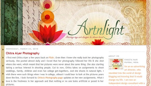 Chitra Aiyer Photography on artnlight
