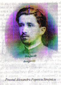 Preotul Alexandru Popescu Strejnicu