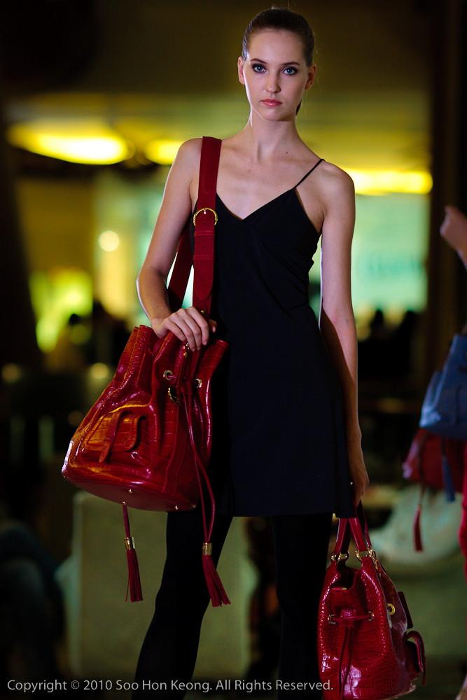 StarHill Fashion Week - Lancel @ KL, Malaysia