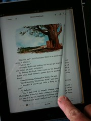 Turning a page on the iPad - the beginning to ...