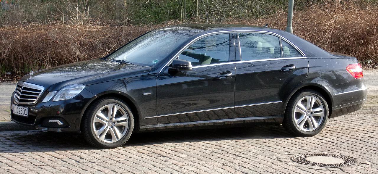 My personal car reviews: Mercedes E200 CGI | FinalGear com