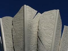 Shuttlecock (marycrosson) Tags: sculpture museum kansascity nelsonatkins shuttlecock