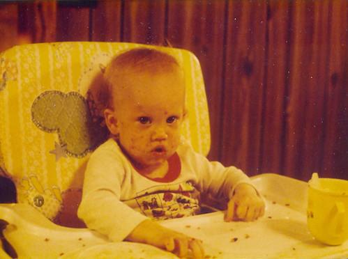 Erik's First Birthday