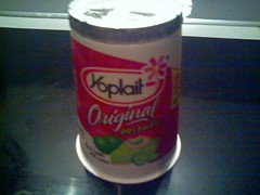 Yoplait Key Lime Pie