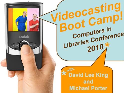 Intro Slide: Videocasting Preconference