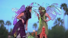 Magical Butterfly Video (gbrummett) Tags: canon movie lens video coldplay 85mm ii twig ef clocks imovie gilbertarizona f12l twigthefairy freestonepark canon5dvideo canoneos5dmarkiicamera zinniathefairy