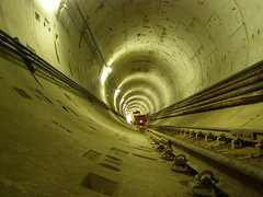 Thessaloniki's Metro Tunnel