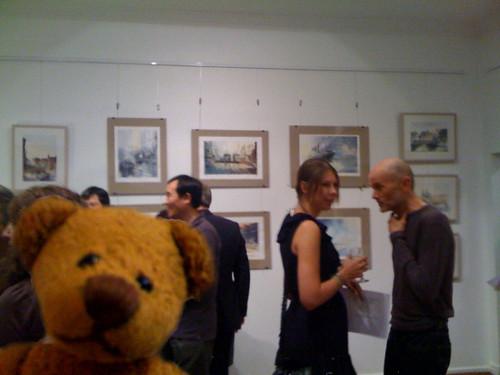 100409 BB at Artiscon's Exhibition