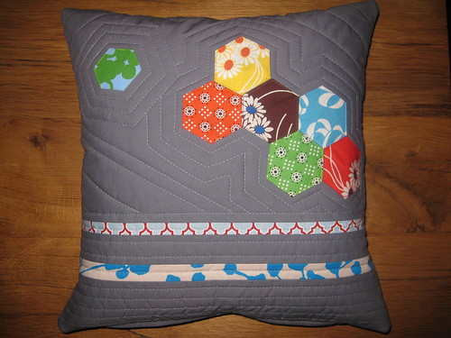 coal and hexes pillowside