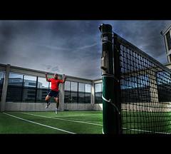 sb600 tennis badminton sb800 golfumbrella strobist jumpsmash strobeast 30daysoflights ynmkii 120cmumbrella