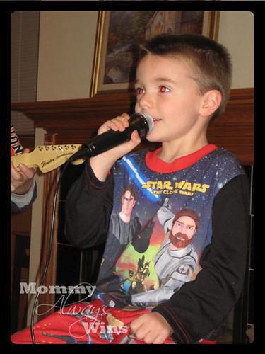 nick singing