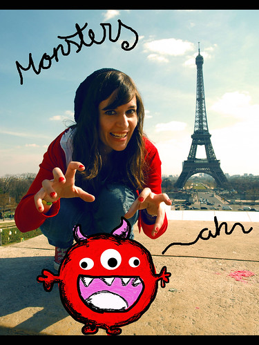 Así es cómo se divierte Eva en Paris!