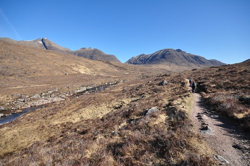 Beinn Alligin and Beinn Dearg