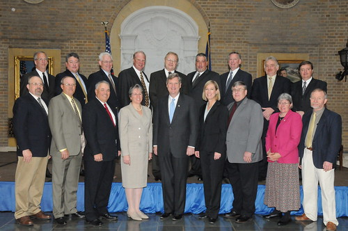 The 17 members of the Dairy Industry Advisory Committee were selected=