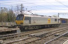 The Starlight Express? (Richie B.) Tags: english station electric citadel scottish brush db class edward cumbria locomotive welsh sir railways carlisle 92 elgar schenker procor