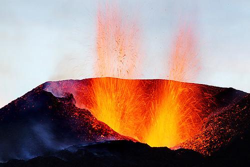 Fimmvörðuháls eruption
