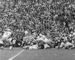 "MSU vs. Notre Dame ""Game of the Century"", 1966 (Michigan State University Archives) Tags: football michiganstateuniversity gameofthecentury"