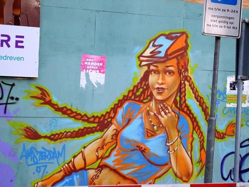 Street Art - Amsterdam