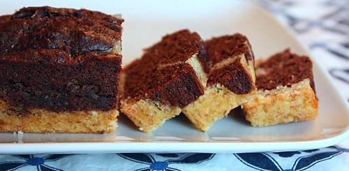 banana squirel cakes