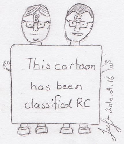 cartoon classified RC
