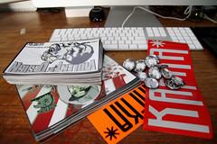 """KAFKA*Prjct Sticker Pack (KAFKA*Ntwrk ® """"Digital Sword"""") Tags: street usa art sex canon design sticker graphic buttons vinyl free pins pack 7d production kafka"""