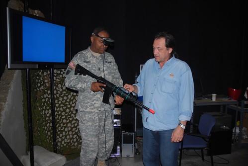 CSM Marin visits ICT