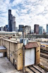 11th Street, West Loop (Jim Watkins Photography) Tags: chicago skyline illinois searstower westloop pictureperfect 11thstreet willistower