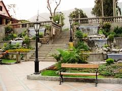 Parque de la Amistad - Chosica Villa del Sol