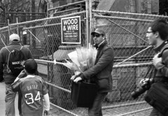 Wood & Wire (smashr) Tags: boston ma 50mm sprint 100asa xenon schneider bostonist foma bostonmarathon schneiderkreuznach fomapan100 f20 021 sunny16 iiic retinaiiic kodakretinaiiic type021