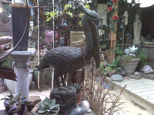 Secret Garden Pelican