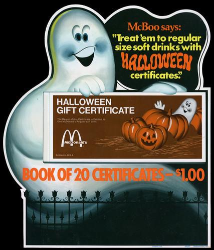 Mcdonalds halloween coupons 2018 canada