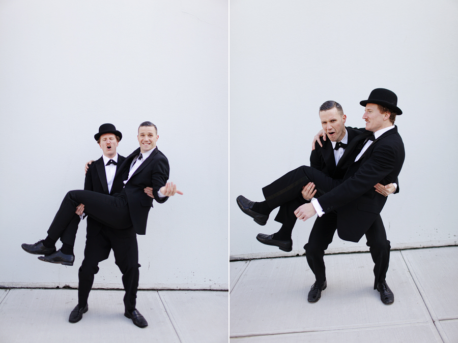 The Two Man Gentlemen Band