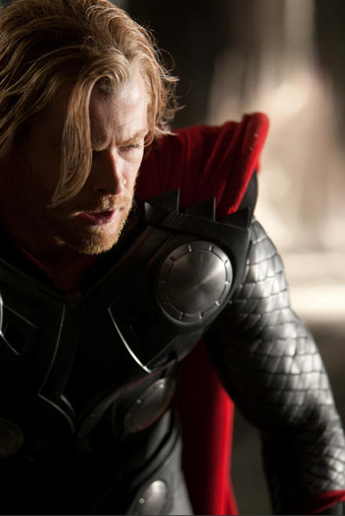 Thumb First photo of Chris Hemsworth as Thor