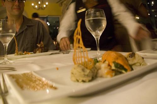 Our Waiter, Jorge