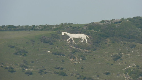 The Litlington White Horse