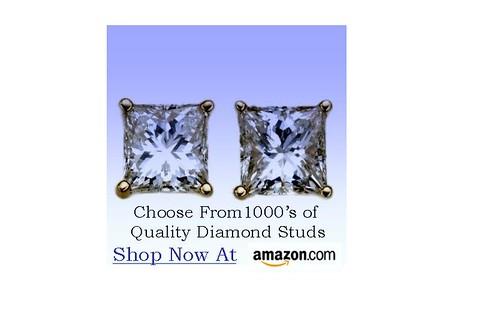 diamond studs in teeth. High Quality Diamond Stud