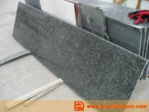 Granite Countertops - Verde Fountain by Granite- Countertops