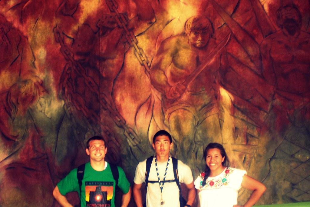maya mural