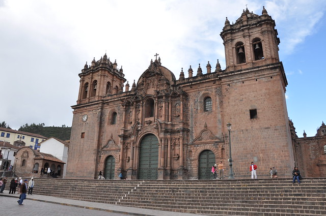 La Catedral (The Cathedral) - Plaza de Armas [Cuzco]