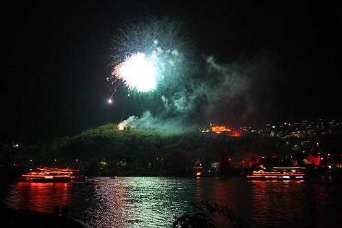Rhine in Flames, Oberwesel