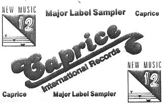 Caprice Major Label Sampler