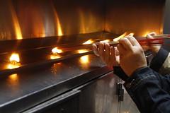 Cense,light incense (sujsuj) Tags: incense cense burnincense lightincense