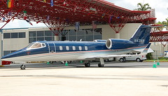 Lear Jet 60 N43NR (707-348C) Tags: usa executive kopf opalocka learjet60 lj60 n43nr 130608