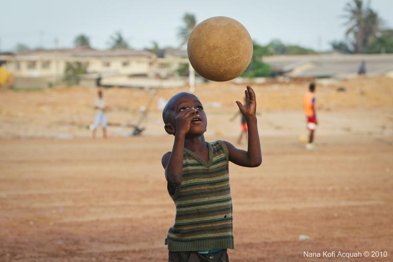 Ghana Soccer Story