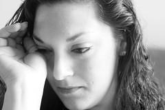 RM (l0rddavis) Tags: portrait blackandwhite bw tears sad crying sadface