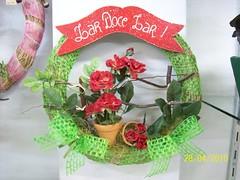 100_4185 (S coisas lindas...) Tags: flores natal plantas rosa ficus orquidea arvores decorao bambu presentes pascoa mosso arranjos guirlandas