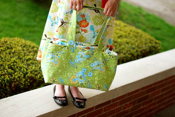 The Spring Skirt & Bag