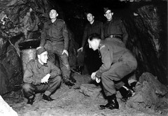 Sandford Levvy Patrol (British Resistance Archive) Tags: churchill homeguard secretarmy britishresistance auxiliaryunits auxunits